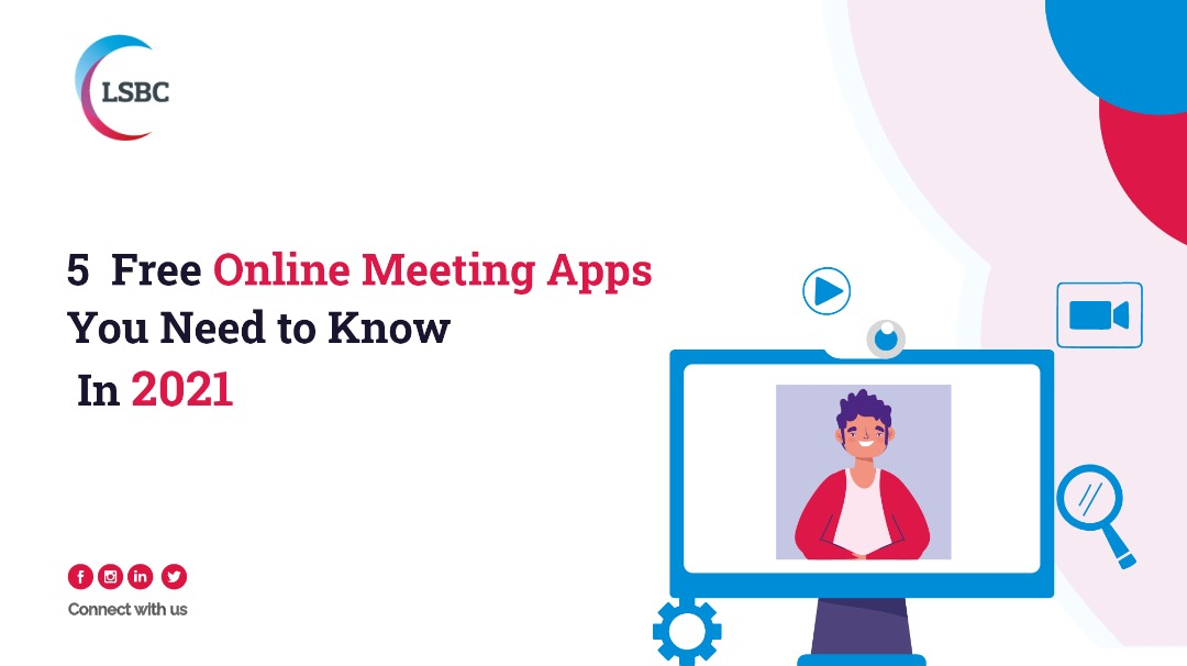 5 Free Online Meeting Apps