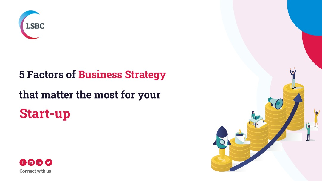 5 Factors of Business Strategy