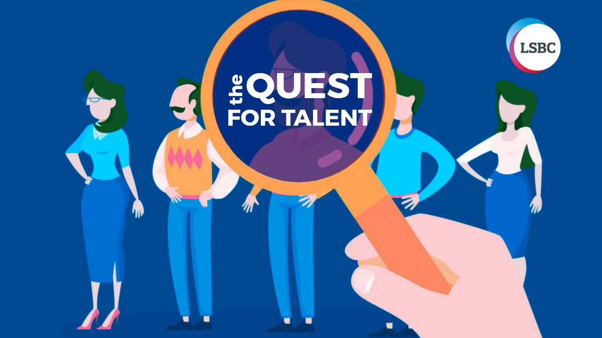 The quest for talent