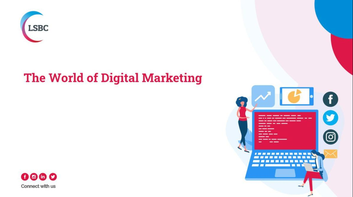 The world of Digital Marketing