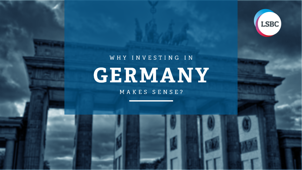 Why investing in Germany makes sense