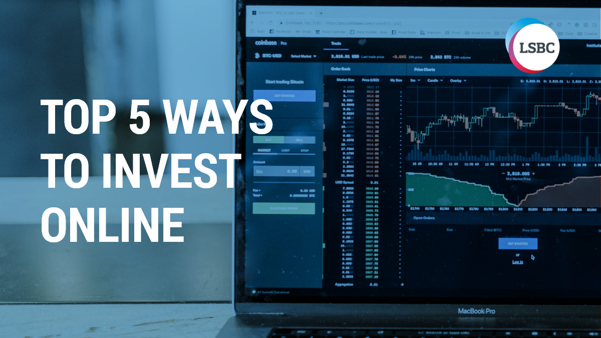 Ways to Invest Online