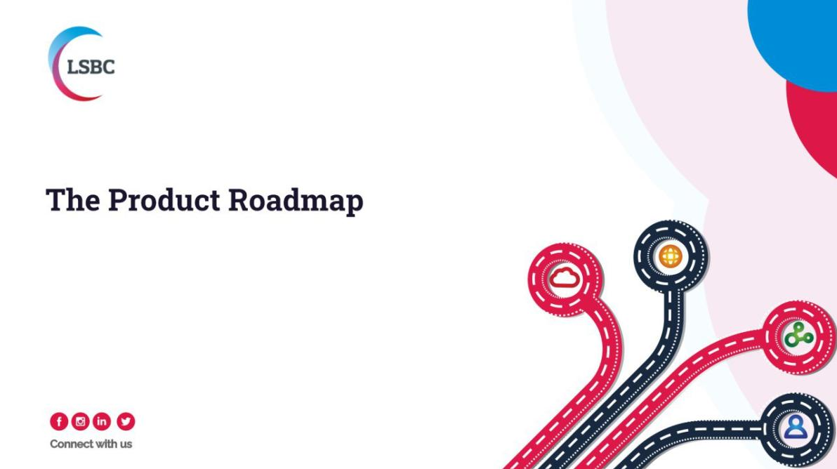 The product roadmap